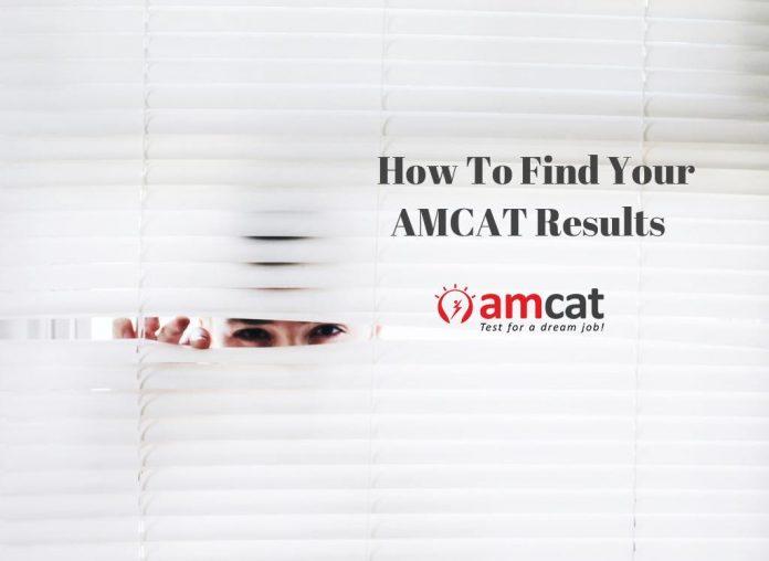 Amcat Result Check