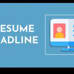 Resume Headline for Freshers